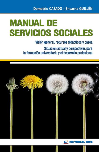 Manual de servicios sociales- 4ª edición