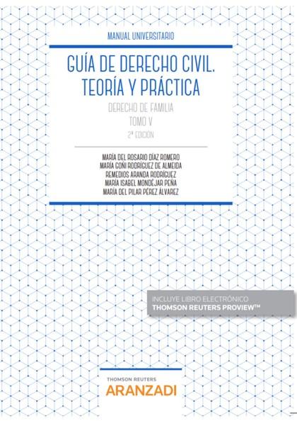 GUIA DE DERECHO CIVIL TEORIA Y PRACTICA..