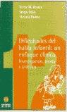 DIFICULTADES HABLA INFANTIL ENFOQUE CLINICO INVESTIGACION TEORIA
