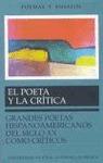 El poeta y la crítica. Grandes poetas hi