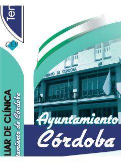 OPOSICIONES AUXILIAR DE CLÍNICA, AYUNTAMIENTO DE CÓRDOBA. TEMARIO