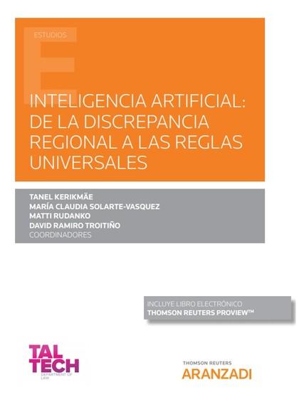INTELIGENCIA ARTIFICIAL DE LA DISCREPANCIA REGIONAL A REGLA.