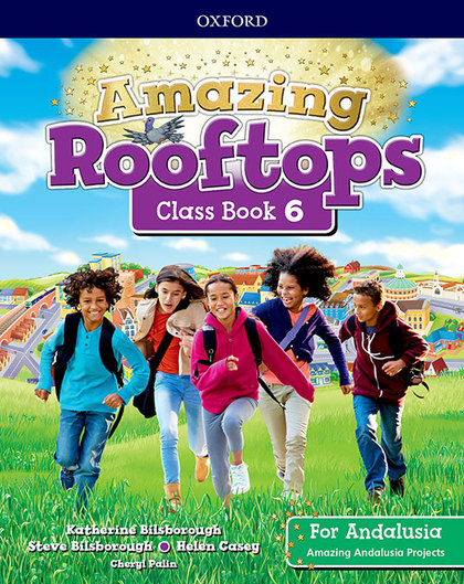 AMAZING ROOFTOPS FOR ANDALUSIA 6. CLASS BOOK