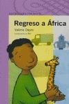 REGRESO A ÁFRICA