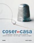 COSER EN CASA.
