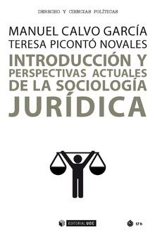 INTRODUCCION Y PERSPECTIVAS ACTUALES SOCIOLOGIA JURIDICA