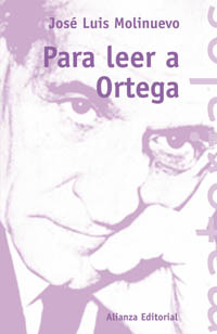 Para leer a Ortega