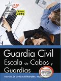 GUARDIA CIVIL. ESCALA DE CABOS Y GUARDIAS. MANUAL DE LENGUA EXTRANJERA. INGLÉS