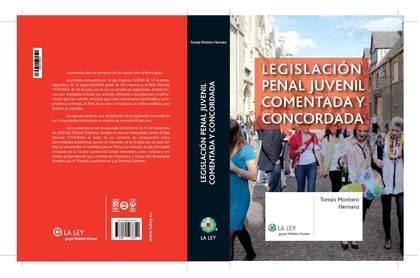LEGISLACIÓN PENAL JUVENIL COMENTADA Y CONCORDADA