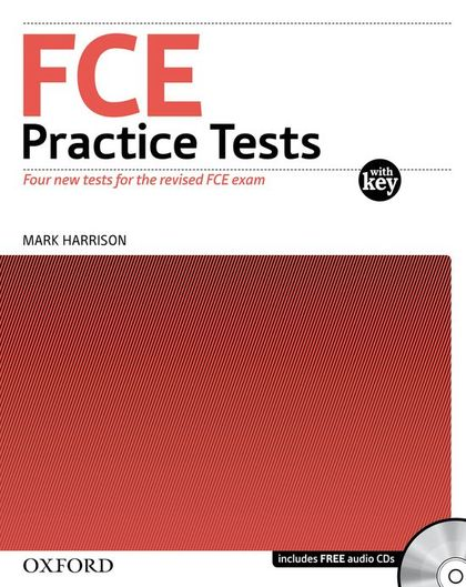 FIRST CERTIF PRAC TEST PK W/KEY+CD ED 08
