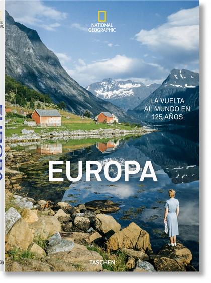 125 NATIONAL GEOGRAPHIC EUROPA RETRATO DE UN CONTINENTE.