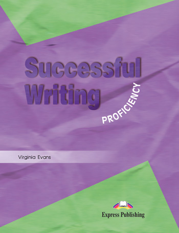 SUCCESSFUL WRITING PROFICIENCY STUDENTS BOOK.