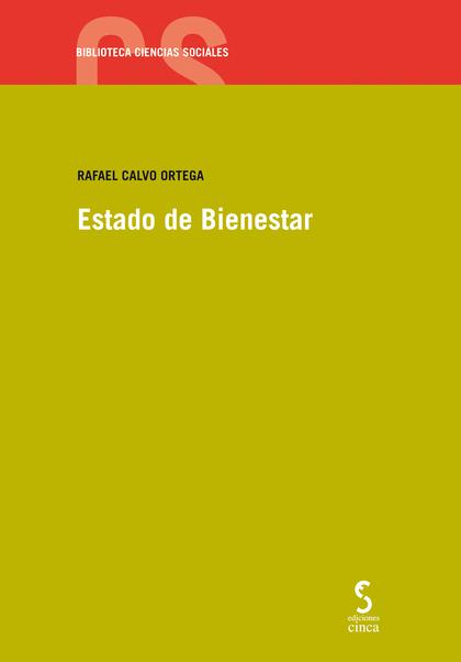 ESTADO DE BIENESTAR
