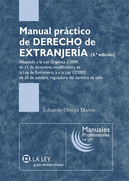 MANUAL PRÁCTICO DE DERECHO DE EXTRANJERÍA