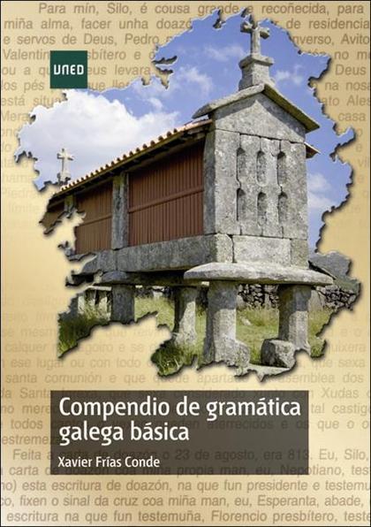 COMPENDIO DE GRAMÁTICA GALEGA BÁSICA.