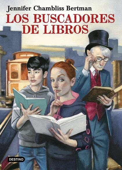 LOS BUSCADORES DE LIBROS.