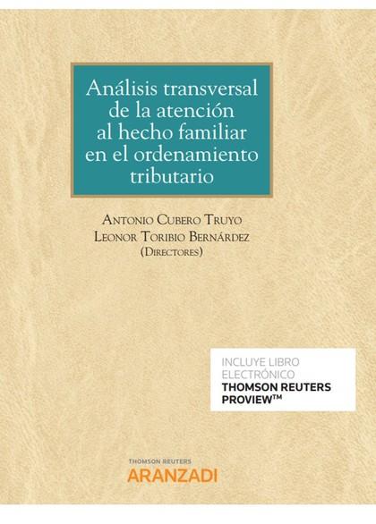 ANALISIS TRANSVERSAL ATENCION HECHO FAMILIAR ORDENAMIENTO.
