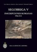 SEGOBRIGA V (1986-2010) : INSCRIPCIONES ROMANAS