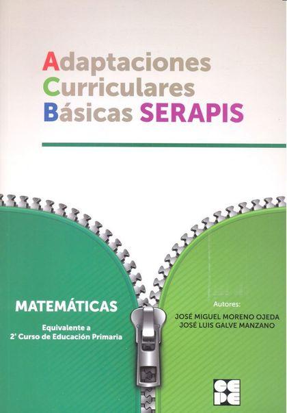 MATEMATICAS 2ºEP ADAPTACIONES CURRICULARES BASICAS SERAPIS.