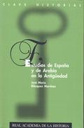 ESTUDIOS DE ESPAÑA Y DE ARABIA EN LA ANTIGÜEDAD