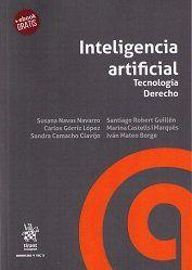 INTELIGENCIA ARTIFICIAL, TECNOLOGIA DERECHO.