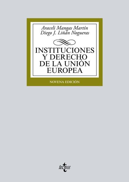 INSTITUCIONES Y DERECHO DE LA UNIÓN EUROPEA.