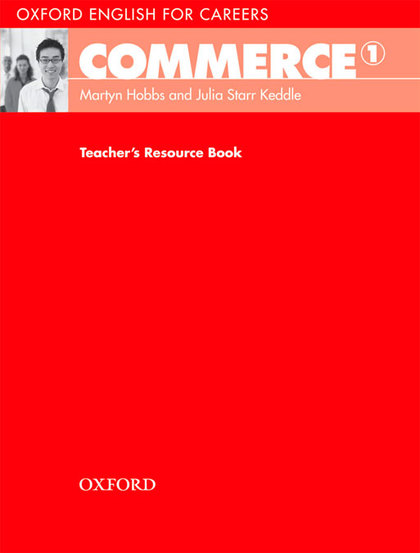COMMERCE 1 TEACHER RESOURCE BOOK