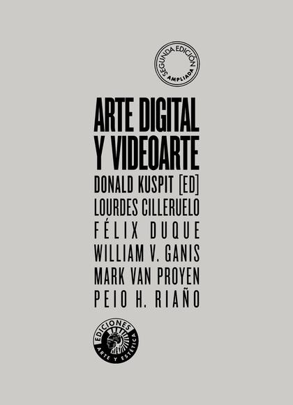 ARTE DIGITAL Y VIDEOARTE. TRANSGREDIENDO LOS LÍMITES DE LA REPRESENTACIÓN
