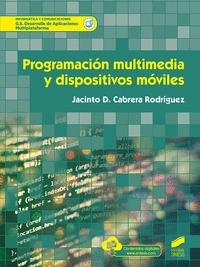 PROGRAMACION MULTIMEDIA Y DISPOSITIVOS MOVILES
