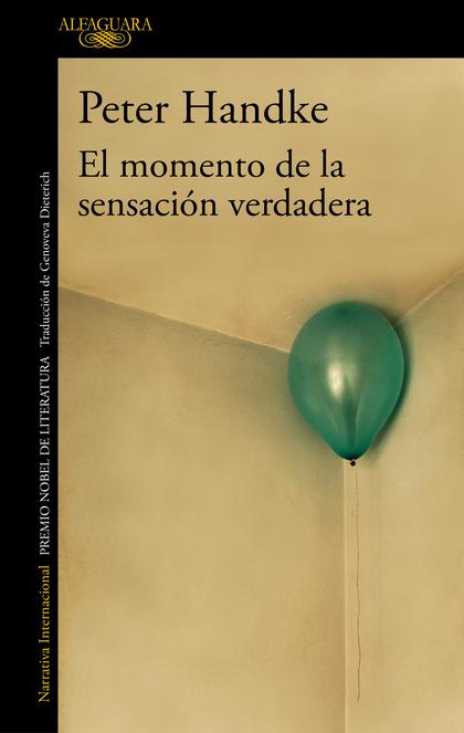 EL MOMENTO DE LA SENSANCIÓN VERDADERA