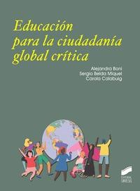 EDUCACIÓN PARA LA CIUDADANIA GLOBAL CRÍTICA