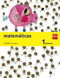 COMUN SAVIA, MATEMÁTICAS, 1 EDUCACIÓN PRIMARIA.1, 2 Y 3 TRIMESTRES