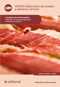 Elaboración de curados y salazones cárnicos