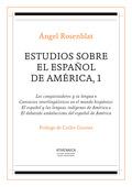 ESTUDIOS SOBRE EL ESPAÑOL DE AMÉRICA 1