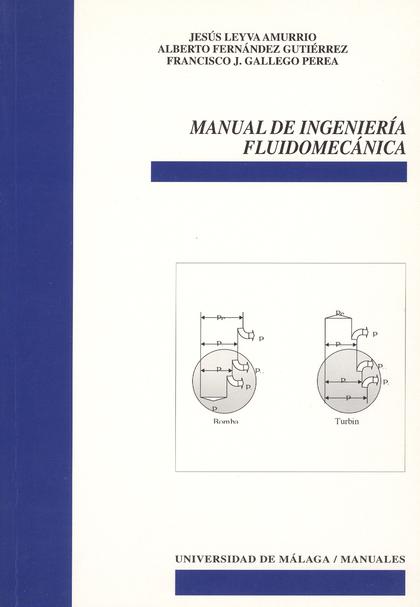 MANUAL DE INGENIERÍA FLUIDOMECÁNICA