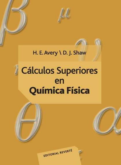 Cálculos superiores en Química Física