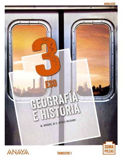GEOGRAFÍA E HISTORIA 3. (TRIMESTRES).