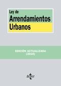 LEY DE ARRENDAMIENTOS URBANOS.