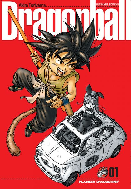 DRAGON BALL Nº1.