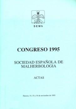 CONGRESO 1995. SOCIEDAD ESPAÑOLA DE MALHERBOLOGÍA                               ACTAS
