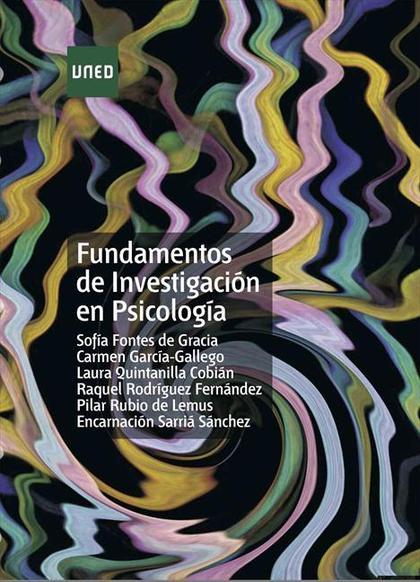 FUNDAMENTOS DE INVESTIGACIÓN EN PSICOLOGÍA.. ebook