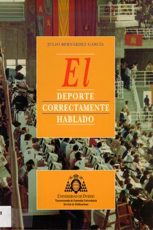 EL DEPORTE CORRECTAMENTE HABLADO