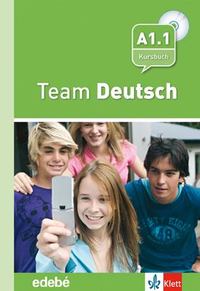 TEAM DEUTSCH A1.1 KURSBUCH