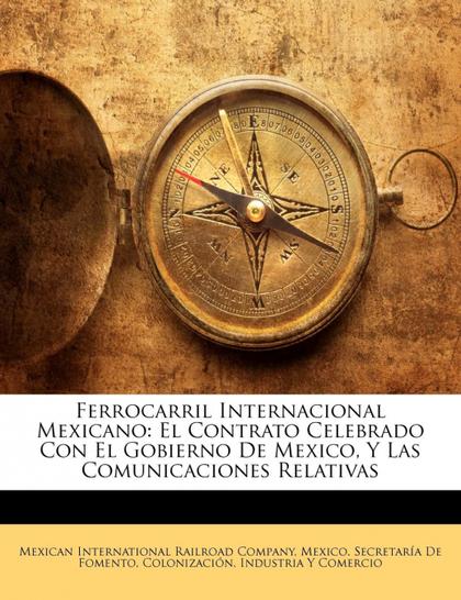 FERROCARRIL INTERNACIONAL MEXICANO