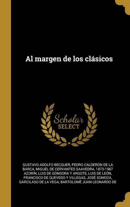 AL MARGEN DE LOS CLÁSICOS.