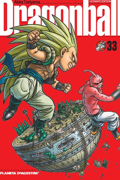DRAGON BALL Nº33.