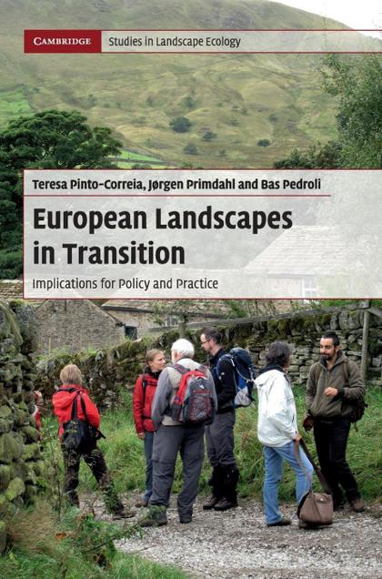 EUROPEAN LANDSCAPES IN TRANSITION