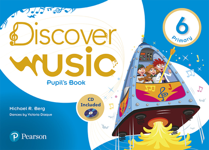 DISCOVER MUSIC 6 PUPILS ANDALUCIA.