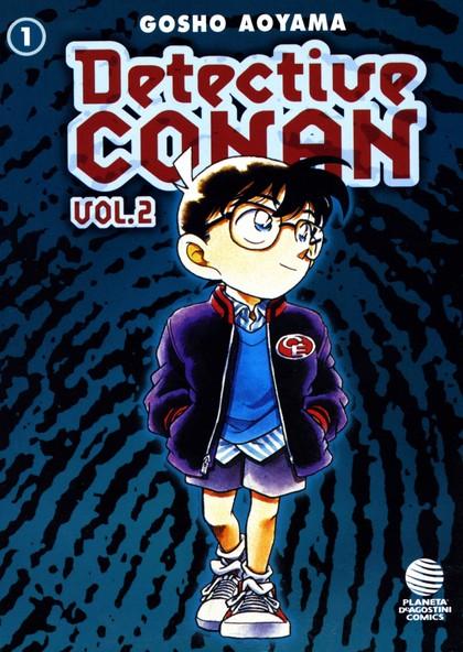 DETECTIVE CONAN II Nº1.