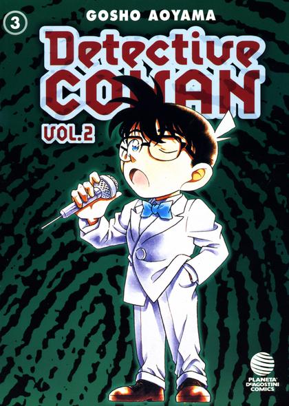 DETECTIVE CONAN II Nº3.